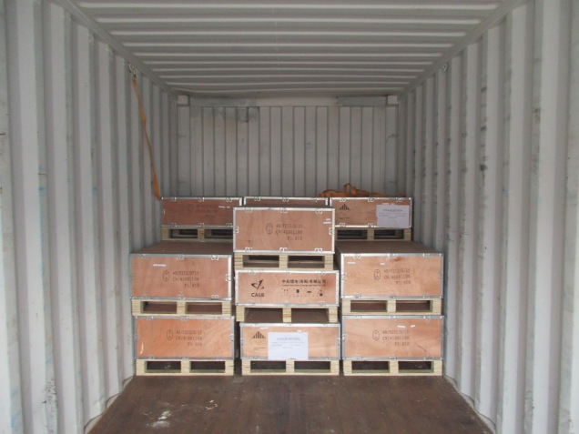 Shipping of CALB CAM72 Battery by DG container
