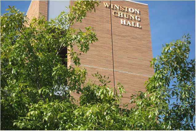 Thunder Sky Winston Hall