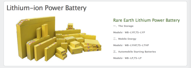 Rare Earth Lithium Ion Winston Battery Online Shop