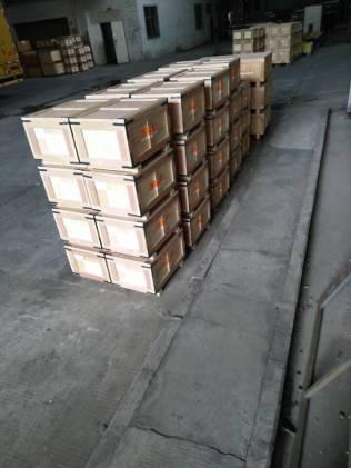 Shipment of 4000pcs 60Ah Winston Battery
